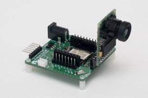 Espaducam with Arducam Mini module