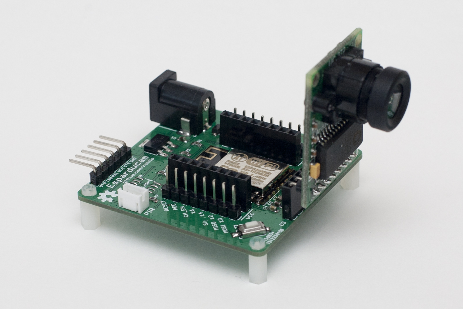 Building a low cost wifi camera johan kanflo - Low cost camera ...