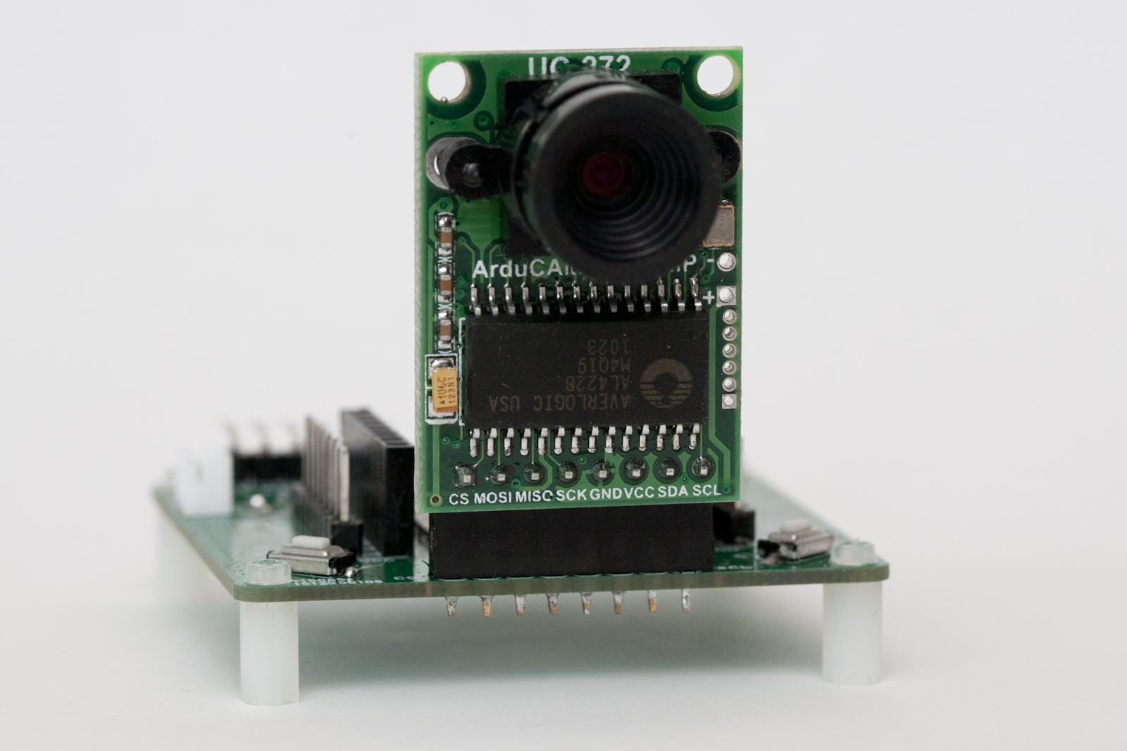 Building a low cost wifi camera – Johan Kanflo